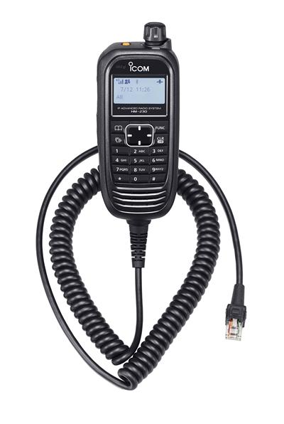 Icom mikrofonoglosnik HM-230HB