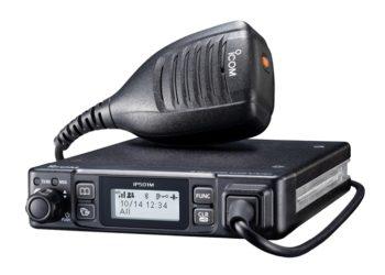 Radiotelefon ICOM IP501M oferuje globalną łączność po sieci 3G/4G/LTE
