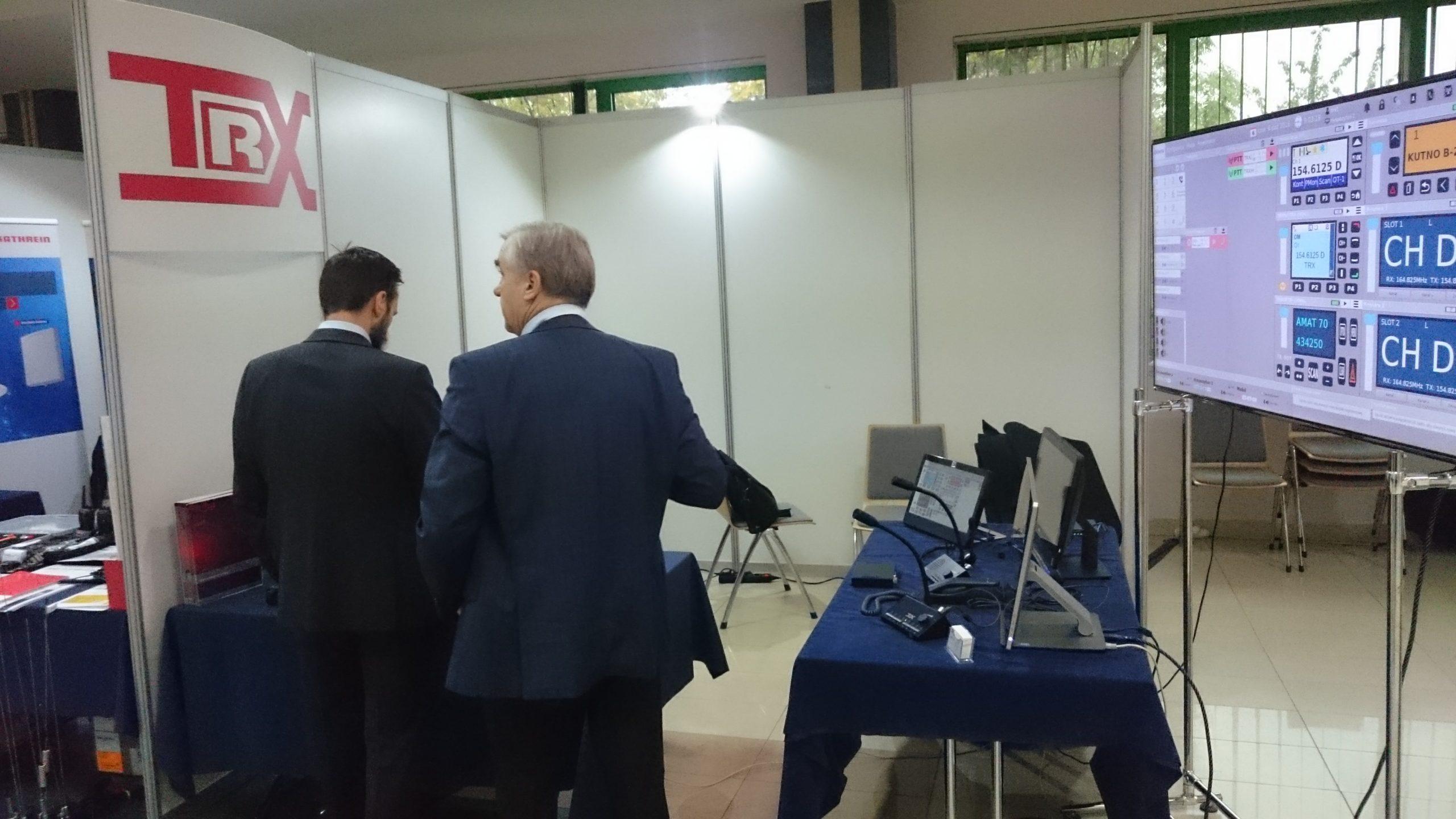 TRX RadioExpo 2016