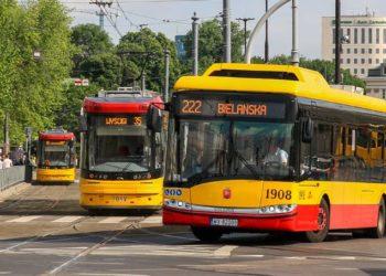 Autobusy i tramwaje ZTM Warszawa