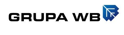 Grupa WB Logo