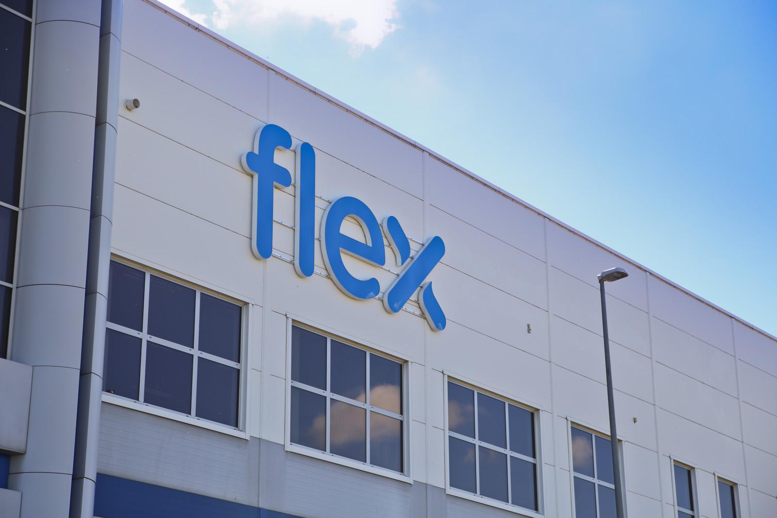 Fabryka Flex Tczew Polska - logo