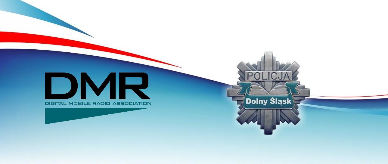 Policja Dolny Śląsk łączność radiowa DMR