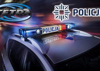 Radiowóz policyjny przetarg TETRA system łączności radiowej