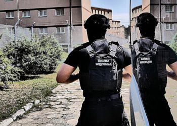 Służba Więzienna funkcjonariusz GISW