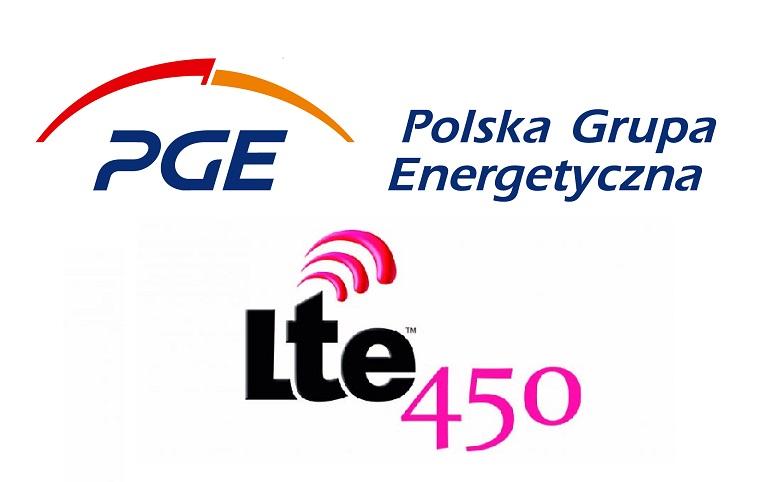 PGE-łączność radiowa LTE450