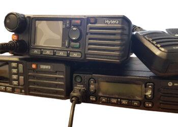 Hytera Motorola Sepura przewoźne