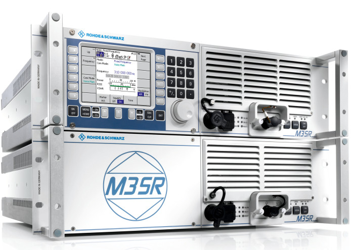 Radiostacja Rohde Schwarz M3SR Series 4400